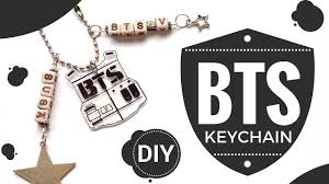 kpop diy make a bts charm recycling plastic sub esp youtube