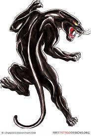 panther tattoos black panther designs