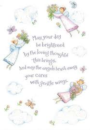thinking of you cards bright angel days thinking of you card greeting cards hallmark