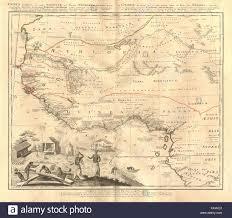 Ghana Map Africa by Guinea Propria U0027 West Africa Nigeria Ghana Senegal U0026c D U0027anville