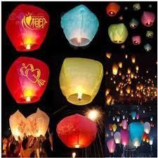 wishing paper wholesales sky lanterns flying wishing lantern sky flying