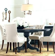 White Distressed Dining Room Table White Dining Room Tables Jcemeralds Co