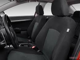 Lancer Sportback Interior 2011 Mitsubishi Lancer Prices Reviews And Pictures U S News
