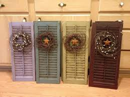 wooden accessories wall decor