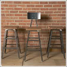 Metal And Wood Bar Stool Barstools Counter Height Stools Backless Bar Stools Chicago
