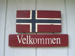 Scandanavian Flags Recorriendo Espectaculares Paisajes Noruegos Vbs 2016 Flags And