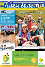 the weekly advertiser wednesday december 4 2013 by the weekly