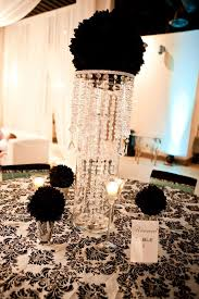 Black And White Centerpieces For Weddings by 81 Best Damask Wedding Decorations Images On Pinterest Damask