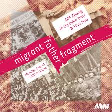 asian american writers u0027 workshop migrant father fragment