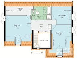 plan chambre plan chambre dressing suite parentale chambre avec salle de bains