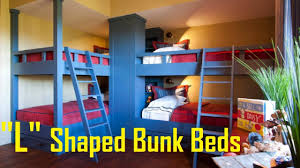 Bunk Beds L Shaped L Shaped Bunk Beds Ideas
