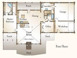 Log Cabins House Plans 44 Floor Plans For Log Homes Log Home House Plans Ranch Floor Log