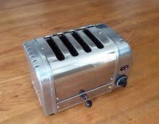 Dualit Stainless Steel Toaster Dualit Toasters With 4 Slices Stainless Steel Ebay