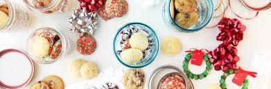 christmas cookie gift baskets ideas genius kitchen