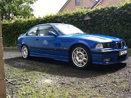 Bmw M3 1998 - 1998 e36 m3 evo individual santorini blue the m3cutters uk