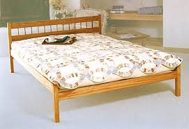 Oak Platform Bed The Columbia Platform Bed