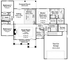 marriage hall floor plan cottage house plan with 3 bedrooms and 2 5 baths plan 8040