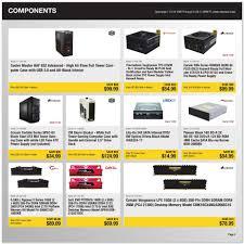 black friday gaming computer newegg black friday ads sales deals doorbusters 2016 2017