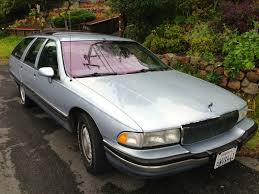 daily turismo 5k kbz fleet sale 1994 buick roadmaster estate