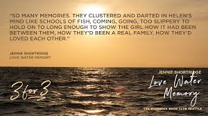 Love And Ocean Quotes by 12 Quotes From Our 3 For 3 Authors