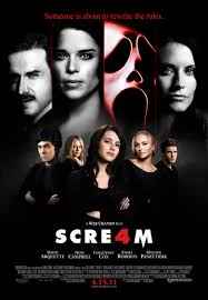 you asked for it scream 4 cast poster scream trilogy