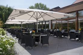 Aluminum Patio Umbrella by Commercial Patio Umbrella Fabric Aluminum Stainless Steel