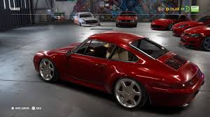 stanced porsche 911 loving how stanced out cars can get in this game needforspeed