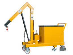 Otc Floor Crane by 28 Floor Crane Manual Or Powered Pivoting Arm Knock Down