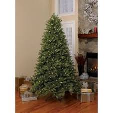 ge 7 5 ft artificial aspen fir pre lit led easy light technology