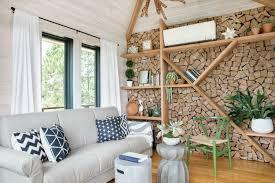 wohnzimmer ideen wandgestaltung regal 14 wandgestaltung ideen aus verschiedenen materialien für jeden raum
