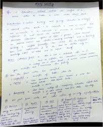 essay strategy by essay topper chandra mohan garg rank 25 essay