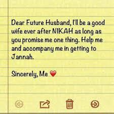 nota si muncheett love letter to my future husband