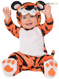 infant 0 6 months halloween costumes baby tiny tiger costume babies toddler animal book week day fancy