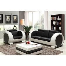 canap design noir et blanc photos canapé design pas cher noir et blanc