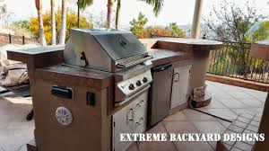 corona bbq islands extreme backyard designs