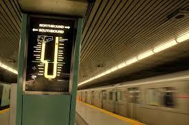 metro york map backlit subway map york mills station urbantoronto