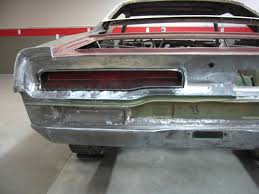 2013 dodge charger tail lights turning a wrecked charger srt8 into a 69 dodge daytona clone photo