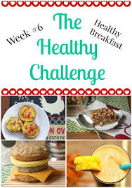 light dinner recipes for weight loss healthy challenge 6 healthy breakfast food done light