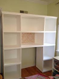 desk and bookshelves ana white bookcase storage unit desk combo diy projects