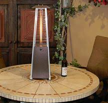 Table Top Gas Patio Heater Types Of Heaters