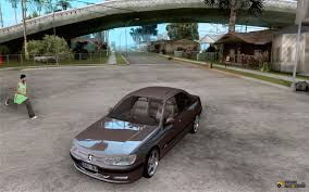 peugeot 406 2017 406 v1 for gta san andreas