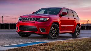 supercharged jeep grand cherokee jeep grand cherokee trackhawk confirmed for australia here in