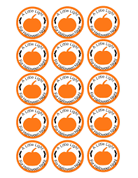 free printable halloween labels halloween glow stick party favors we r memory keepers blog