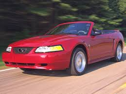 1999 ford mustang gt 1999 ford mustang overview cars com