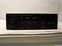 fs e36 oem tape radio head unit and 6 disc cd changer