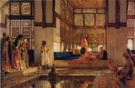 what was life like in the kings harem catyswindall