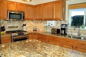 oak cabinets with granite brown cabinets oak cabinet with granite best granite color with