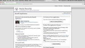 how to apply for social security retirement online youtube