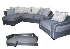 Sectional Sofa With Storage Consul Sectional Sofa Bed With Storage Best Buy Furniture Direct