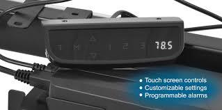 Diy Height Adjustable Desk by Desk V102e Vivo Vivo Black Electric Stand Up Desk Frame